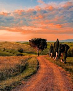 Ideas Landscape Pictures Tuscany Italy For 2019 Nature Aesthetic, Travel Aesthetic, Places To Travel, Places To Visit, Nature Landscape, Italy Landscape, Tuscany Italy, Sorrento Italy, Italy Italy