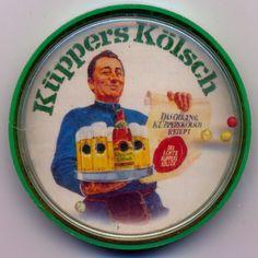 Küppers Kölsch, Plastik, 61mm