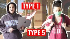 Enneagram Types Going To College during Quarantine - YouTube #enneagramwithabbey Type One, Enneagram Types, Self Control, Going Back To School, Personality Types, The Funny, Abs, College, Making Mistakes