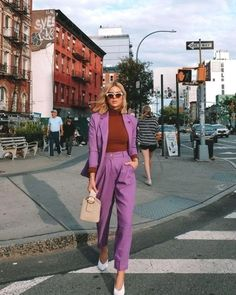 Look Fashion, Autumn Fashion, Fashion Outfits, Womens Fashion, Looks Street Style, Looks Style, New York Fashion, Mode Monochrome, Mode Pop