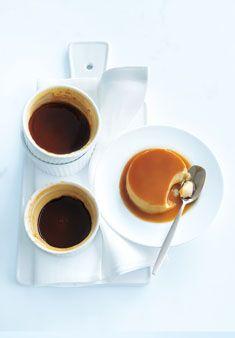 basic creme caramel - recipes - donna hay