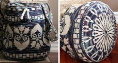 tapestry crochet bag Best Crochet Patterns, Ideas and News (Link Love) Crochet Shell Stitch, Knit Crochet, Love Crochet, Crochet Handbags, Crochet Purses, Crochet Bags, Mochila Crochet, Tapestry Crochet Patterns, Diy Sac