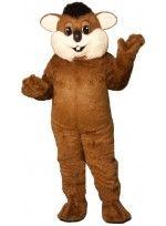 Mascot costume #1824-Z Henry Hamster