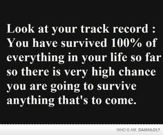 For Anyone Who Is In A Tough Place Right Now - Damn! LOL