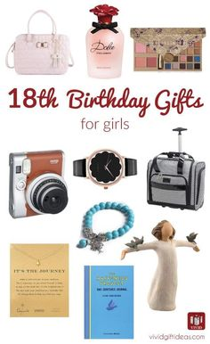 18th Birthday Gift Ideas For Girls Teen Gifts Present