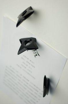 MollaSpace Magnet Ninja in Black