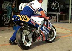 Honda nsr 500 Rothmans Gardner