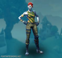 Chromium Outfit in Fortnite Battle Royale.