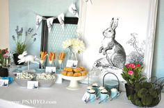 Spring/Easter Celebration Easter Party Ideas | Photo 4 of 9 | Catch My Party