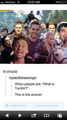 Accurate tumblr