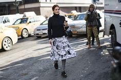 Street Style : WInter
