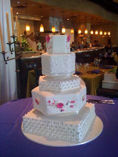 Misty's cake