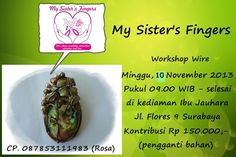 jadwal workshop MSF - november 2013