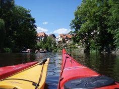 Cesky Krumlov (czech Republik) Canoeing, Kayaking, Beautiful Moments, Most Beautiful, Kayak Adventures, Kayak Tours, Czech Republic, Natural Beauty, I Am Awesome