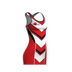 5d5fde025b33c Samurai Sportswear - Rugby and sports clothes · Netball · Big V Netball  dress in black