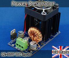Induction Heater Circuit DIY