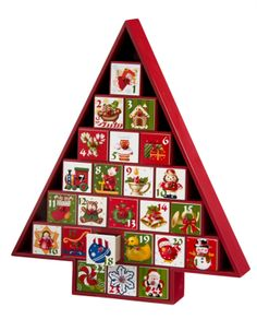 No such thing as too many advent calendars!