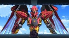 Cross Ange Rondo of Angel and Dragon Episode #13 Anime Review