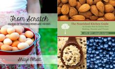 From Scratch & Grain-Free Desserts is part of the VGN End of Summer ebook Bundle.  30 ebooks for $39!