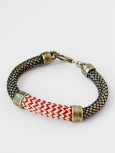Orly Genger, Crosby bracelet.