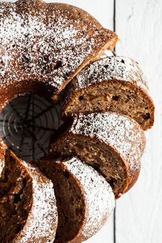 ...vegan applesauce spice cake ...