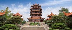 Pagode des Gelben Kranichs in Wuhan