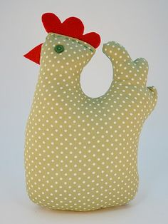 dotted hen
