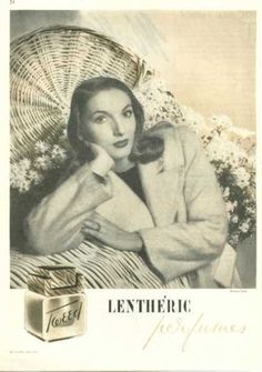 Vintage Perfume Ads of the 1940s (Page 2)