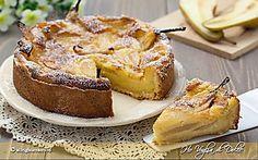 Crostata di pere e crema di mandorle ricetta