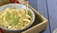 Het jy al ooit vispasta gemaak of geëet? Spaghetti, Pizza, Fish, Ethnic Recipes, Pisces, Noodle