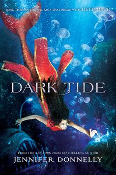 Click to read an excerpt from DARK TIDE, book 3 in the WaterFire Saga by Jennifer Donnelly