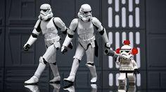 """Minion Trooper: """"BEE DOO BEE DOO BEE DOO!"""""""