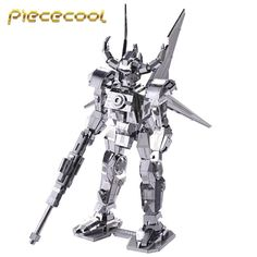 Piececool 3D Metal Puzzle Spirit-bull Mecha Building Kits P055S DIY 3D  Laser Cut Models Toys. Metal Puzzles3d PuzzlesEducational Toys For  KidsLearning ... 45593c0ff63b