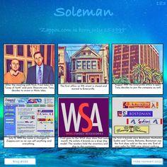 Zappos is born July 15 1999 #183 SOLEMAN STUDIOS Managing People, Leap Of Faith, July 15, Studios, Blog, Blogging