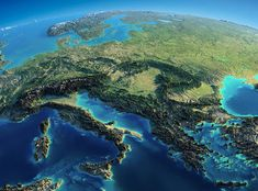 These interesting relief maps have been created by Anton Balazh with elements furnished by NASA. Western United States and Mexico Western Europe Buy Now: World Relief Map's For Sale Eastern … Hungary History, World Relief, Map Of New Zealand, Earth View, Geography Map, Unique Maps, Fantasy Map, Earth From Space, Natural Phenomena