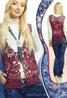 Gallery.ru / Photo # 19 - Irish lace 6 - nezabud-ka