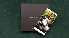 Huawei Mate 9, il phablet Android che sposa eleganza e potenza
