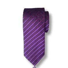 Gifts For Him. Royal Purple Tie. Available at