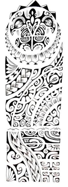 maori tattoo designs for women Maori Tattoos, Tribal Turtle Tattoos, Polynesian Tattoos Women, Polynesian Tattoo Designs, Cool Arm Tattoos, Maori Tattoo Designs, Forearm Tattoo Design, Marquesan Tattoos, Irezumi Tattoos