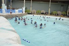 Camelback Lodge & Indoor Waterpark media event! #CamelbackLodge