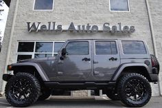 2014 Granite Crystal Metallic Thread/Mod Club - Page 91 - Jeep Wrangler Forum - Stella Jeep Wrangler Rubicon Unlimited, Jeep Jk, Jeep Wrangler Matte Black, 2015 Jeep Wrangler Rubicon, Jeep Truck, Jeep Wrangler Four Door, Ford Trucks, Jeep Cherokee, Jeep Rims