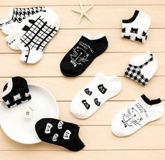 CAT summer comfortable cotton bamboo fiber girl women's socks ankle low female invisible  color girl boy hosier 1pair=2pcs WS66  Price: 1.00 USD