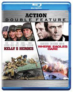 Warner Kelly's Heroes/Where Eagles Dare