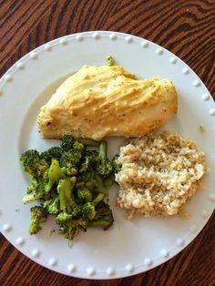 Arbonne 28 Day Challenge Recipe: Humus Crusted Chicken