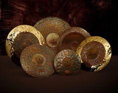 #MEINL #byzance extra dry - dual #cymbals www.meinlcymbals.com