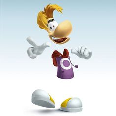 Rayman (Rayman) - 3rd Party newcomer from Ubisoft. Takes inspiration from Rayman, Rayman 64, Rayman Legends; Medium-Light class character.