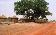 Guinee - Siguiri Village