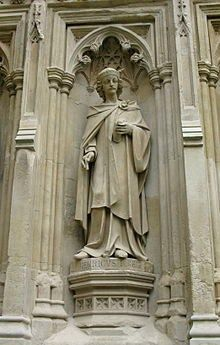 Henry I, King of England - The fourth son of William the Conqueror, Henry succeeded his elder brother William II as King in 1100 and defeated his eldest brother, Robert Curthose, to become Duke of Normandy in 1106. He married Princess Matilda of Scotland to unite the Normans and Saxons.