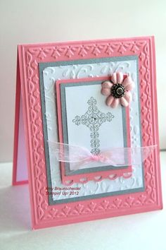 Crosses of Hope and Tulip Frame folder