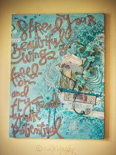 i adorethe work of this artist - CD Muckosky